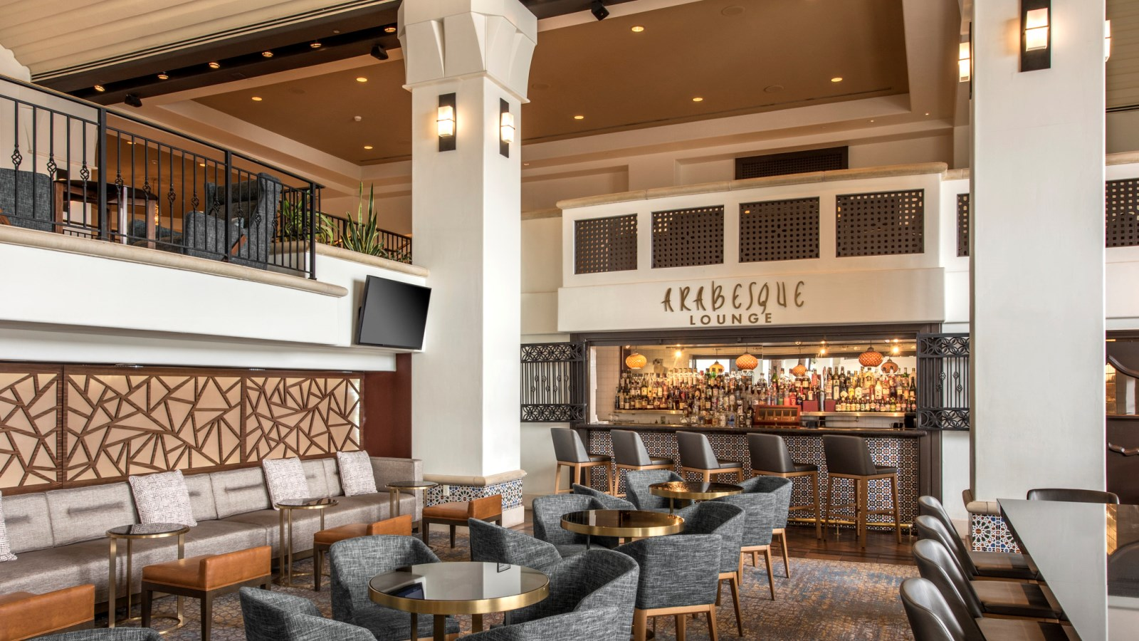 Restaurants in Henderson - Arabesque Lounge