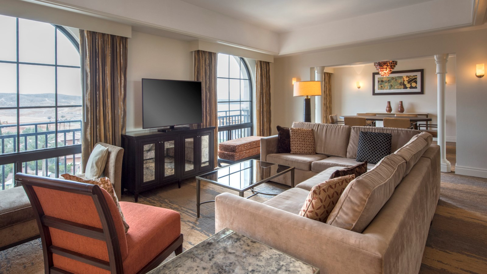 lake las vegas hotels - Presidential Suites